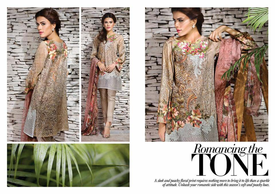 Cross Stitch Summer Eid Dresses Collection for Women 2016 (36)