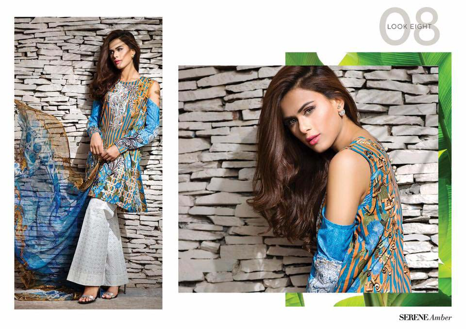 Cross Stitch Summer Eid Dresses Collection for Women 2016 (37)