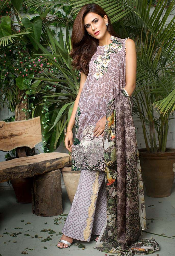 Cross Stitch Summer Eid Dresses Collection for Women 2016 (4)
