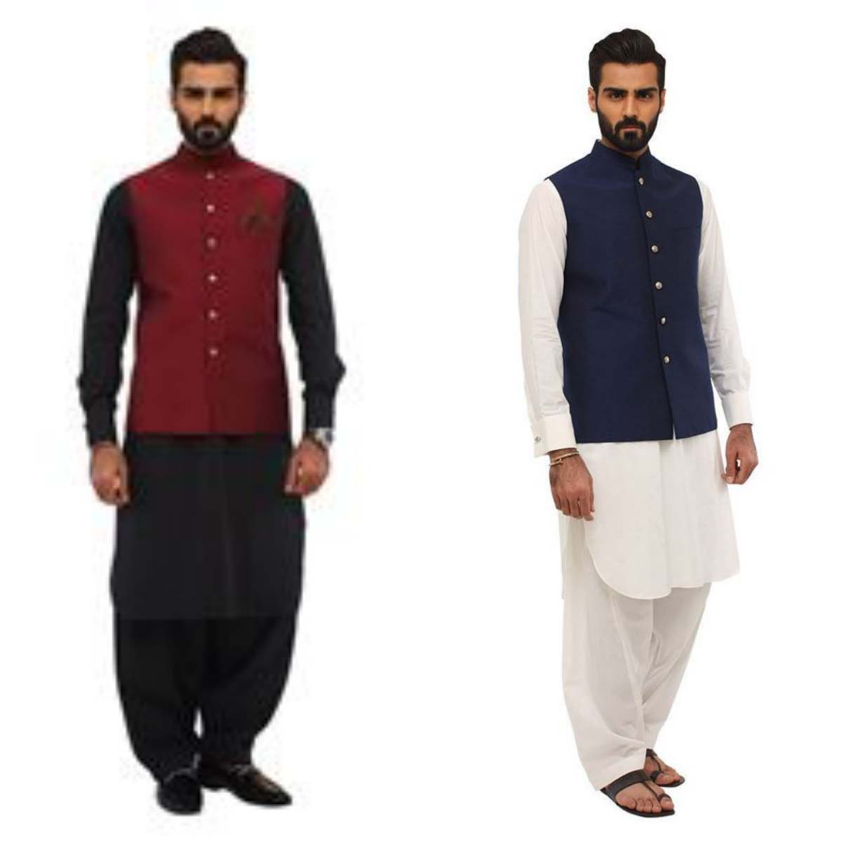 Deepak perwani Luxury Pret Eid Collection for Men and Women 2016-2017 (11)
