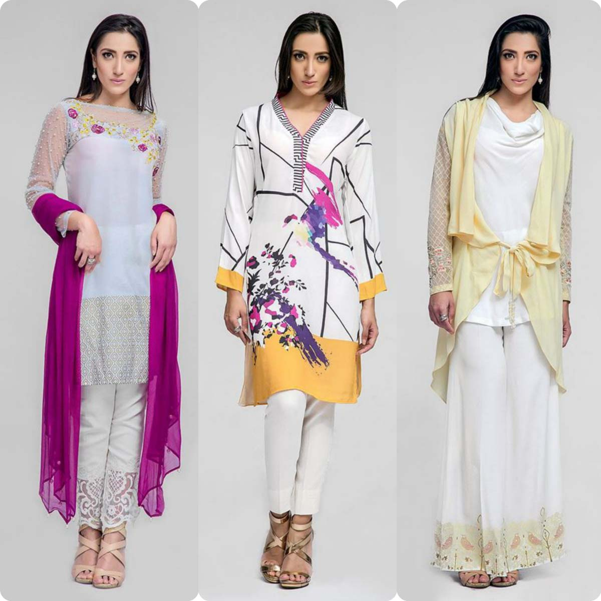 Deepak perwani Luxury Pret Eid Collection for Men and Women 2016-2017 (13)