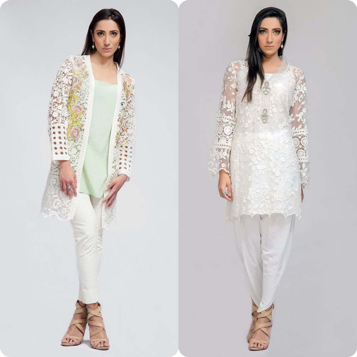 Deepak perwani Luxury Pret Eid Collection for Men and Women 2016-2017 (18)