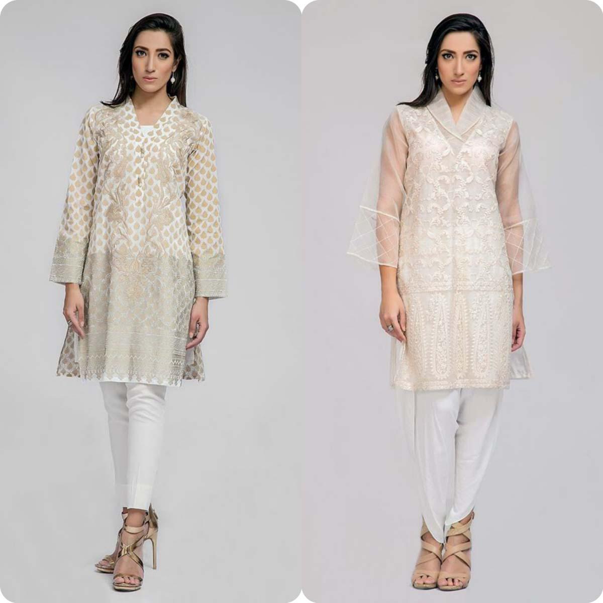 Deepak perwani Luxury Pret Eid Collection for Men and Women 2016-2017 (19)