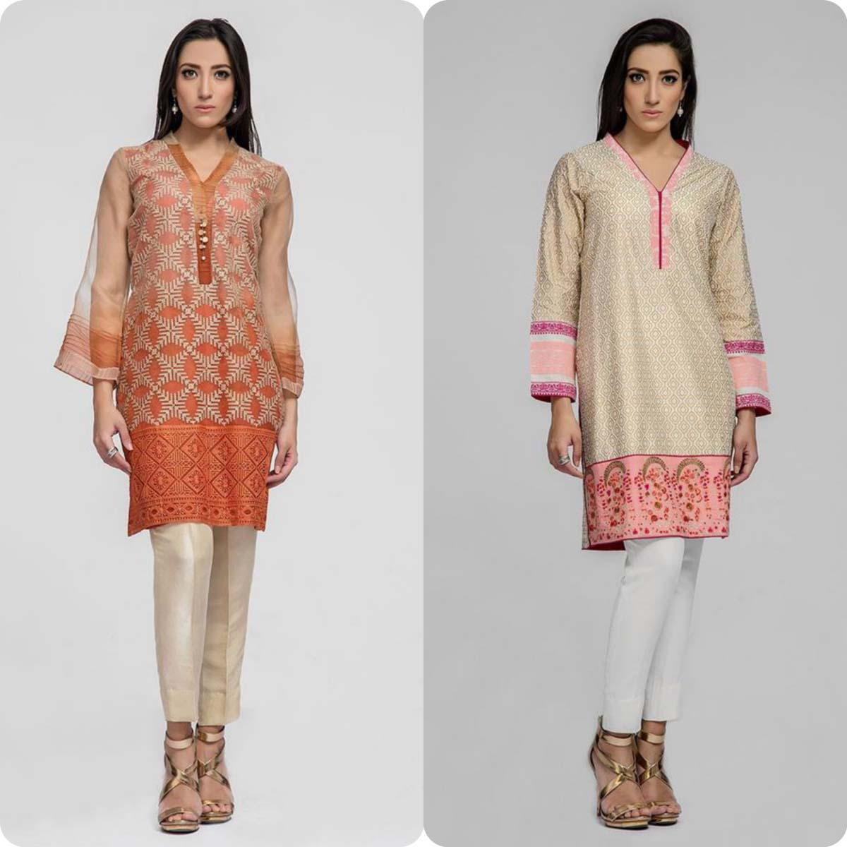 Deepak perwani Luxury Pret Eid Collection for Men and Women 2016-2017 (4)