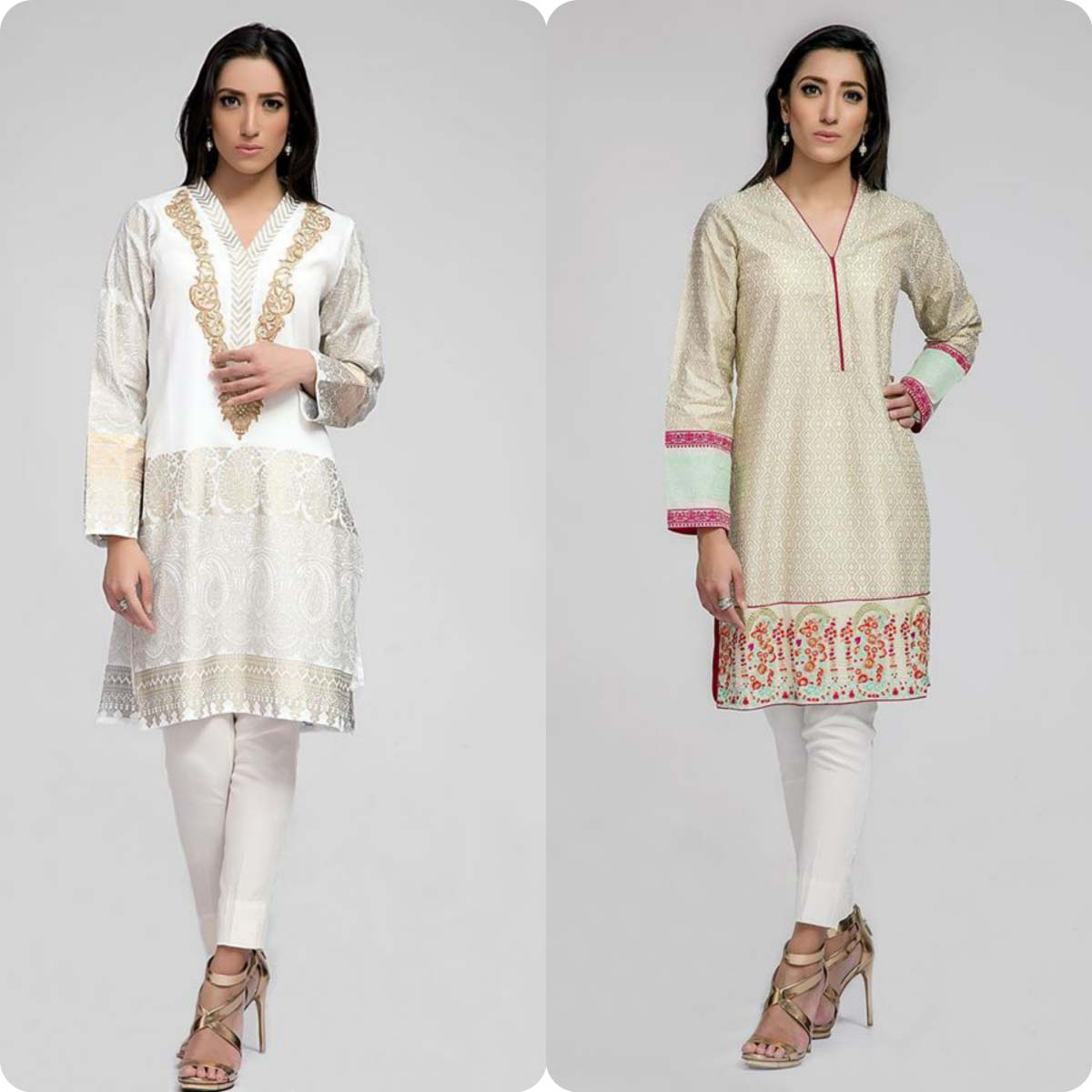 Deepak perwani Luxury Pret Eid Collection for Men and Women 2016-2017 (6)