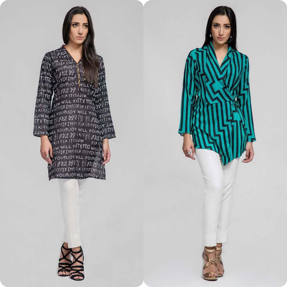 Deepak perwani Luxury Pret Eid Collection for Men and Women 2016-2017 (8)