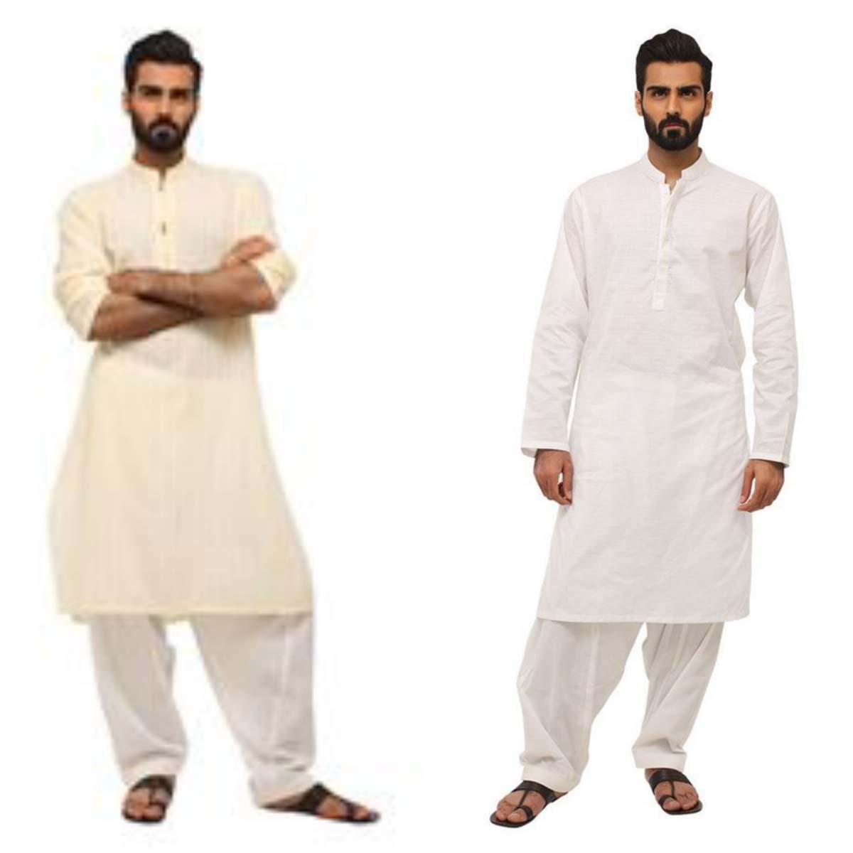 Deepak perwani Luxury Pret Eid Collection for Men and Women 2016-2017 (9)