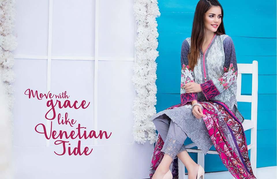 Eden Robe Festive Eid Collection for Men and Women 2016 (10)