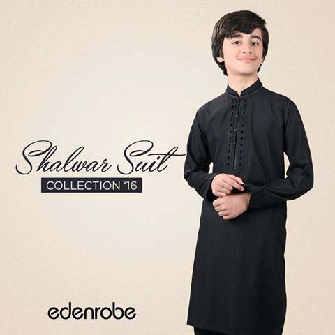 Eden Robe Festive Eid Collection for Men and Women 2016 (12)
