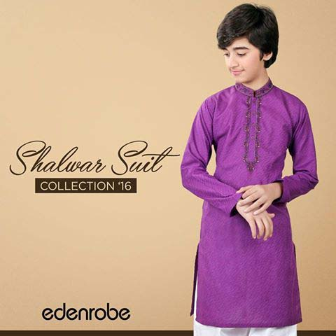 Eden Robe Festive Eid Collection for Men and Women 2016 (13)