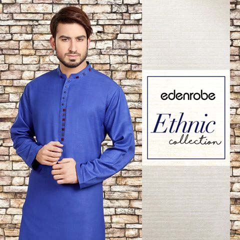 Eden Robe Festive Eid Collection for Men and Women 2016 (16)