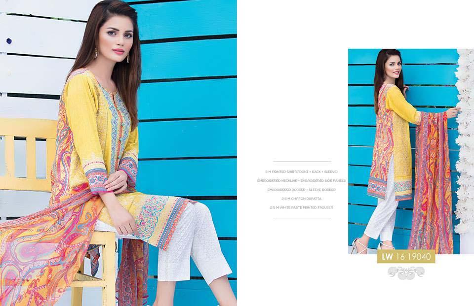 Eden Robe Festive Eid Collection for Men and Women 2016 (24)