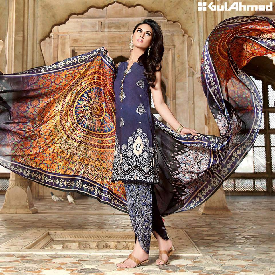 Festive Eid 2016 Chantilly de Lace Collection (4)