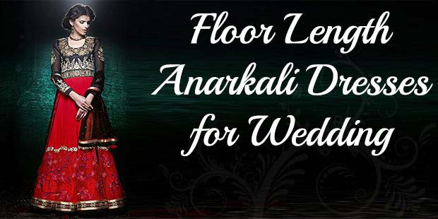 Floor Length Anarkali Frocks & Suits Collection 2016-2107 (12)
