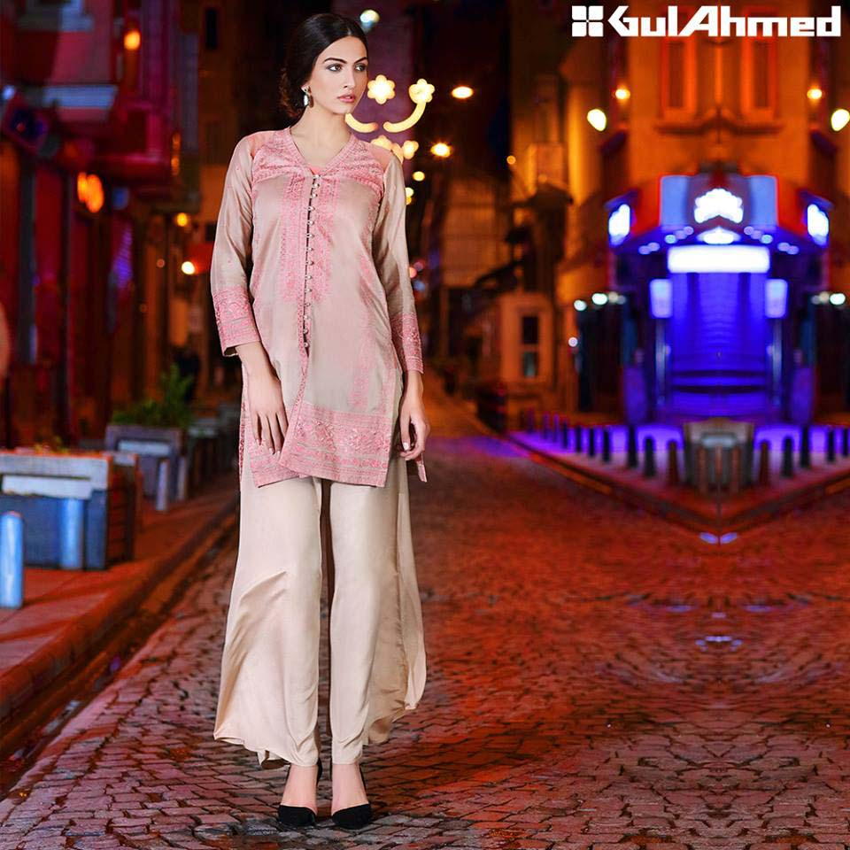 Gul Ahmed Festive Eid 2016 Embroidered Singles Collection (3)
