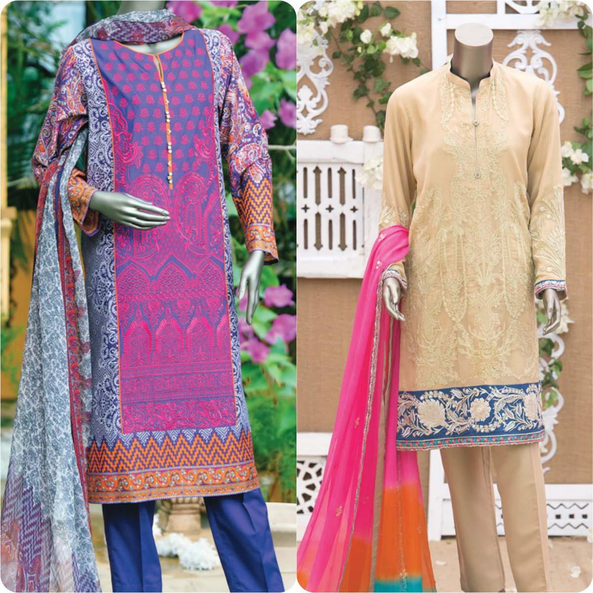 Junaid jamshed eid dresses