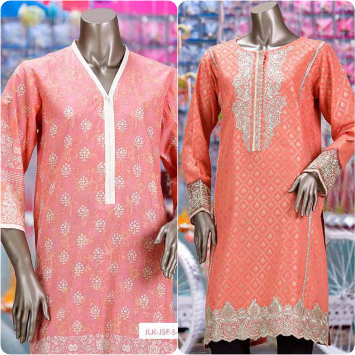 Junaid Jamshed Embrodiered Lawn Festive Eid Collection 2016-2017 (21)