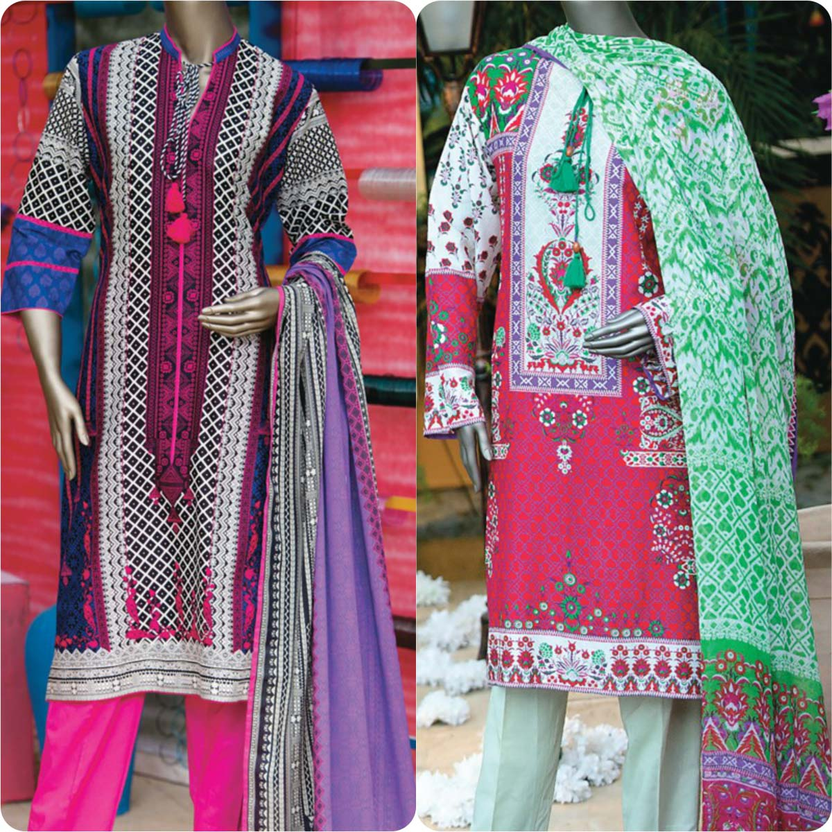 Junaid Jamshed Embrodiered Lawn Festive Eid Collection 2016-2017 (32)