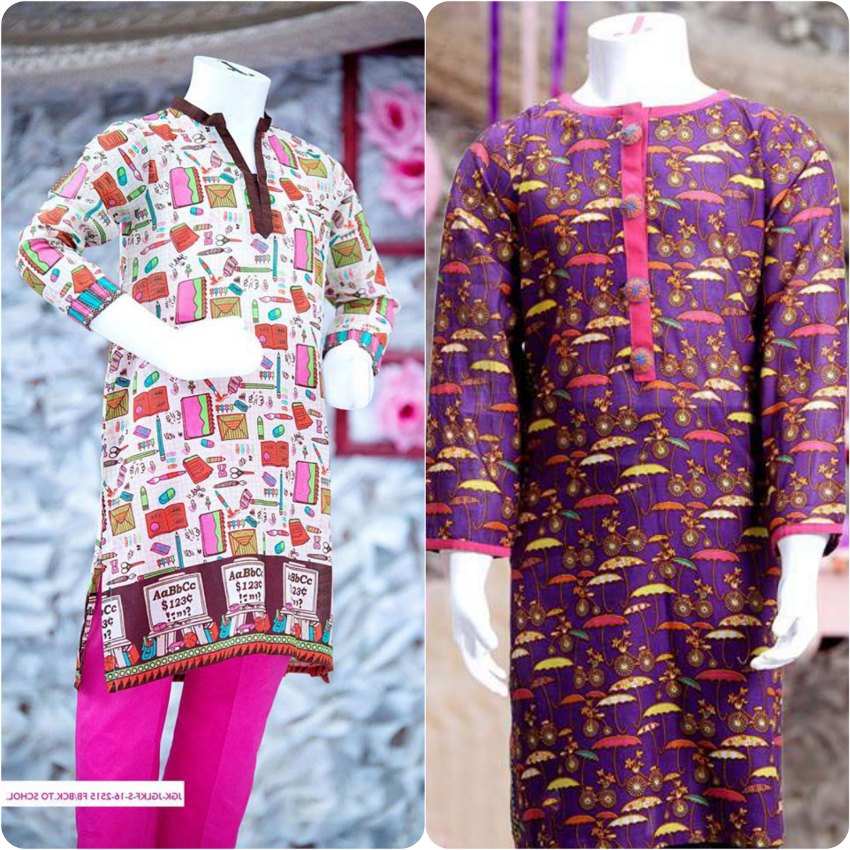 Junaid Jamshed Embrodiered Lawn Festive Eid Collection 2016-2017 (38)