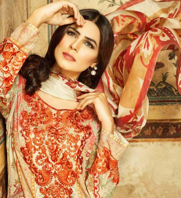 Klakari Eid Wear Lawn Dresses for Women 2016 With Prices (10)