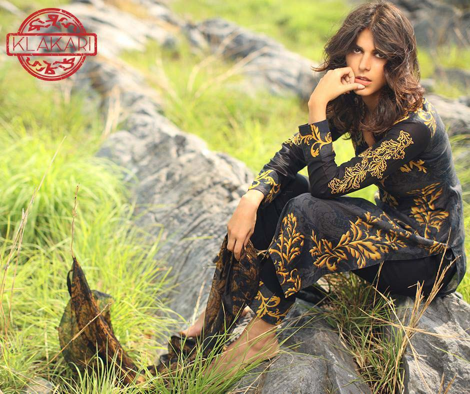 Klakari Eid Wear Lawn Dresses for Women 2016 With Prices (2)