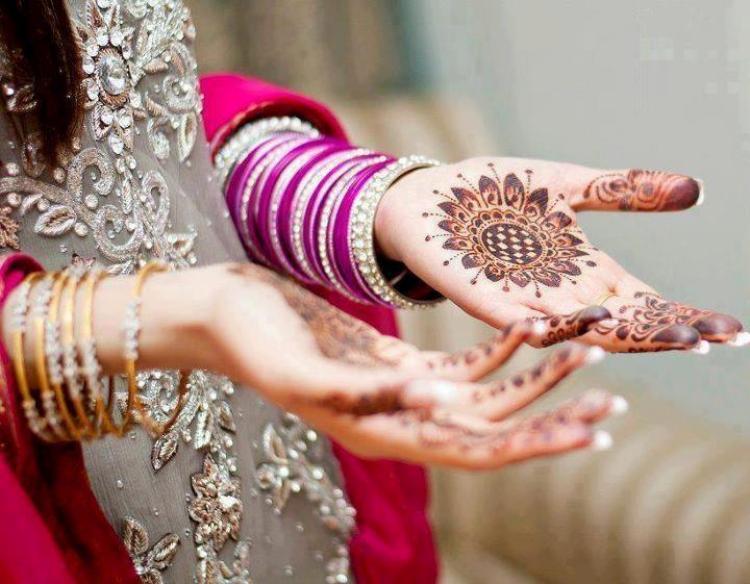 Latest Eid Mehndi Designs for Girls- Speical Eid Collection 2016 (2)