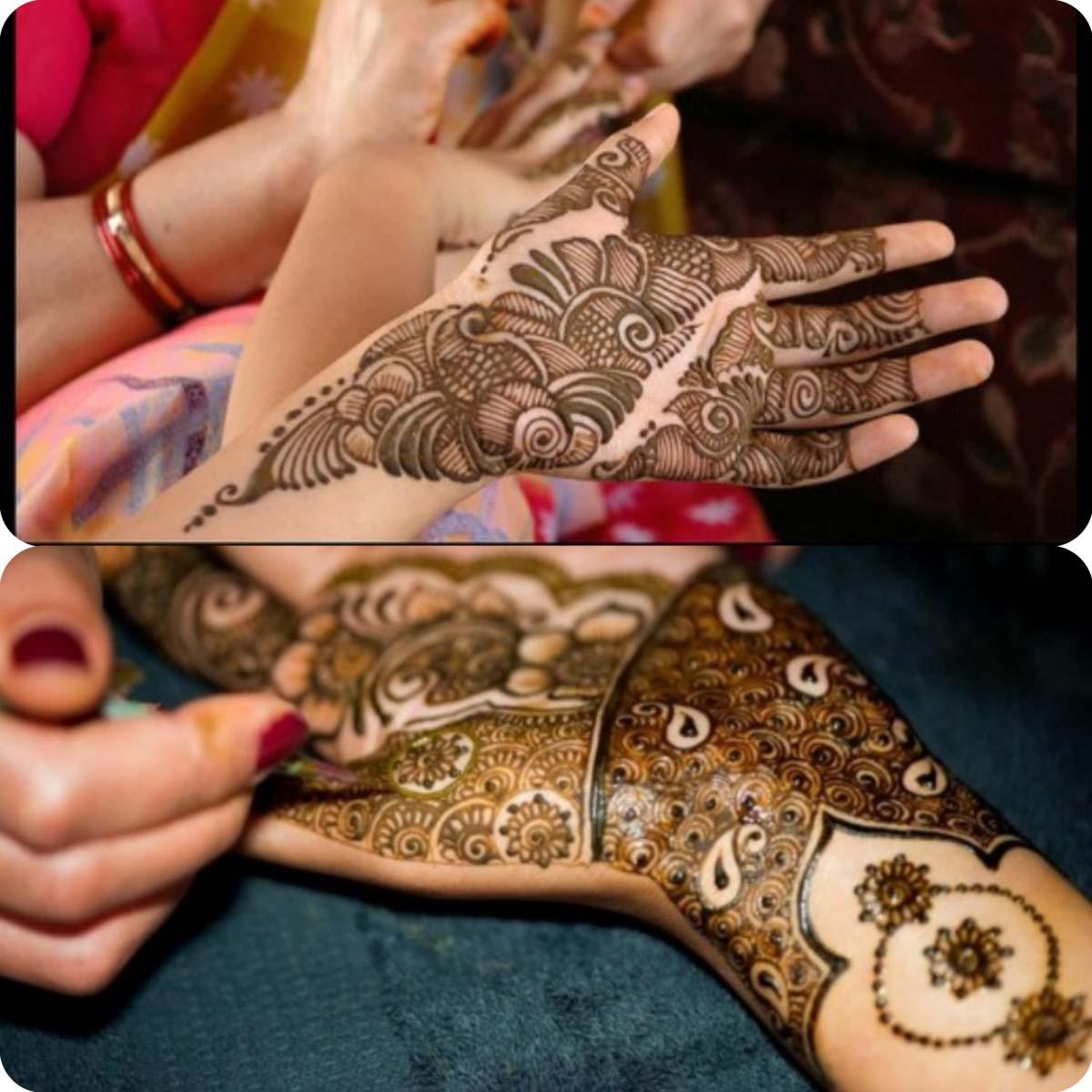 Latest Eid Mehndi Designs for Girls- Speical Eid Collection 2016 (3)