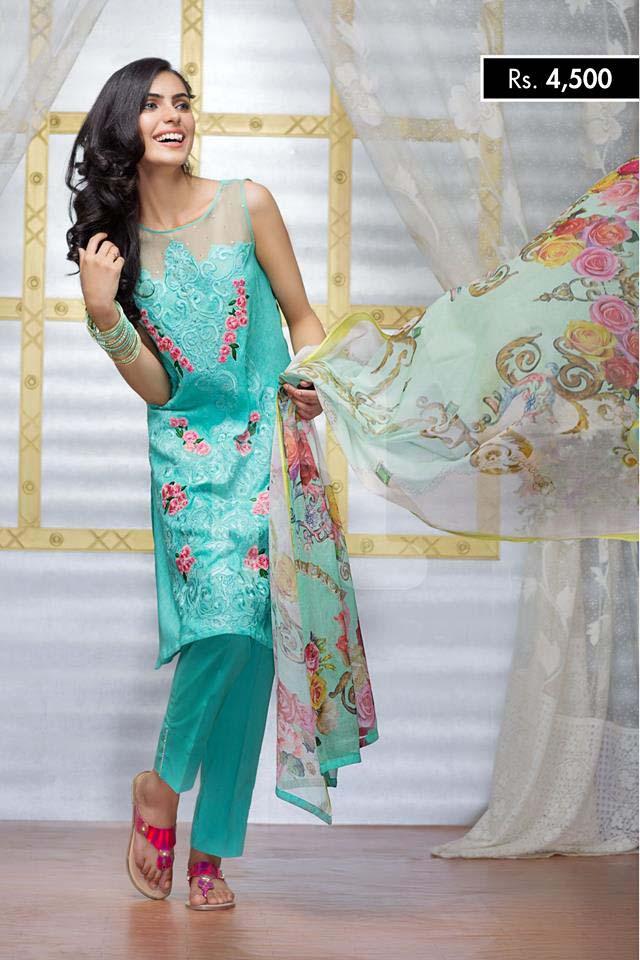 Nisha by Nishat eid dresses