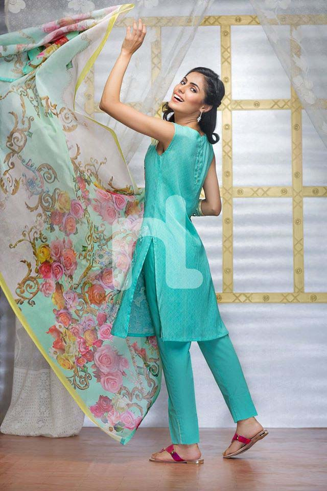 NISHA Eid Collection '16 Floral Essence (4)