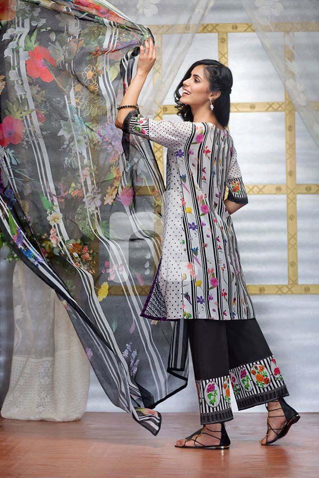 NISHA Eid Collection '16 Floral Essence (5)
