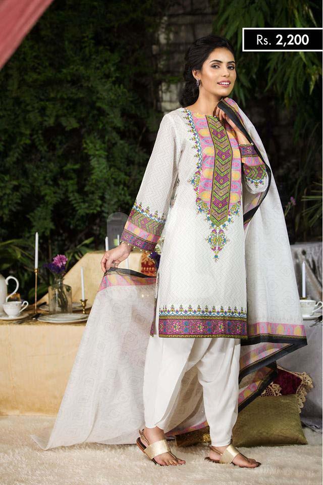 NISHA Eid Collection '16 Garden of Delights (1)