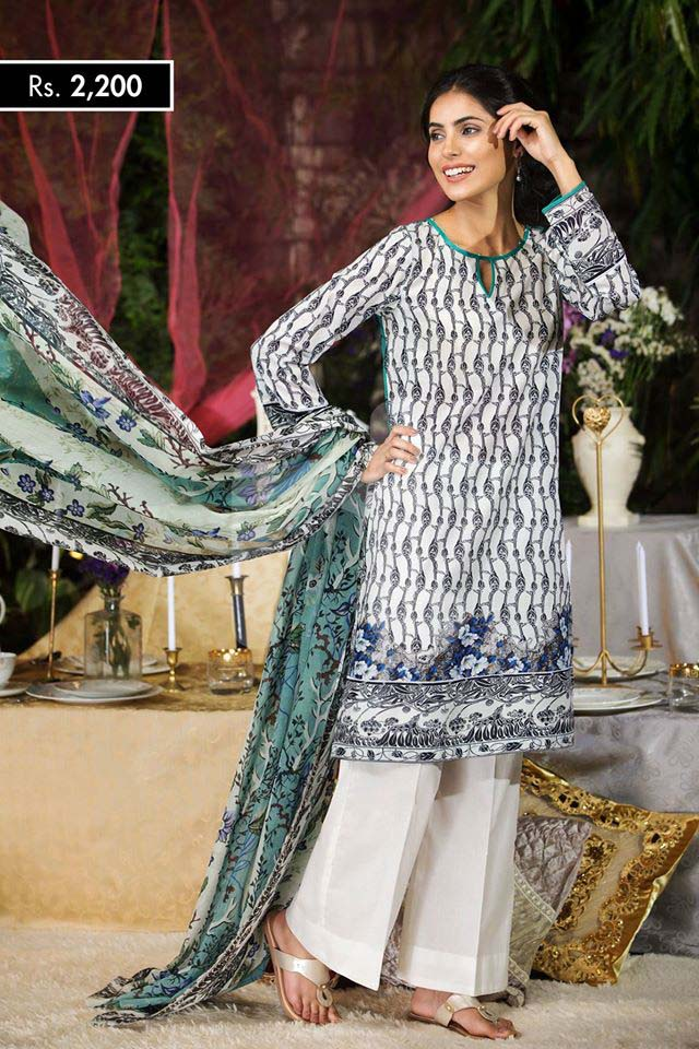 NISHA Eid Collection '16 Garden of Delights (4)