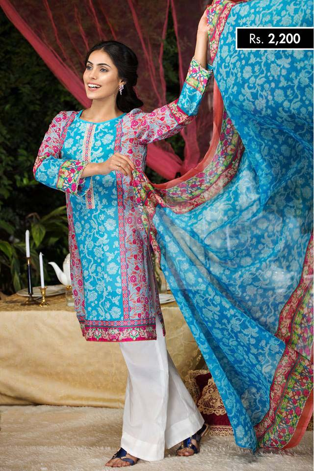 NISHA Eid Collection '16 Garden of Delights (5)