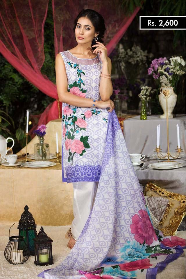 NISHA Eid Collection '16 Garden of Delights (8)