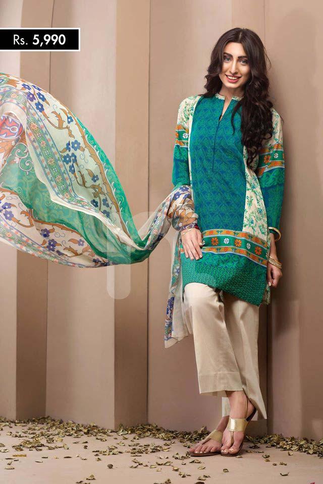 NISHA Eid Collection '16 Luxury Reimagined (4)