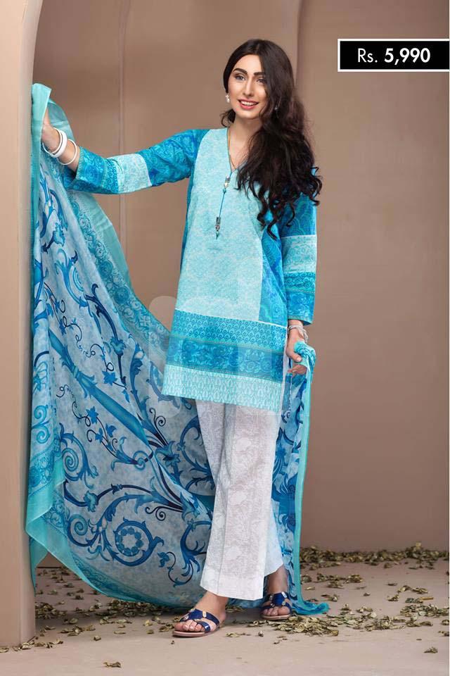 NISHA Eid Collection '16 Luxury Reimagined (7)