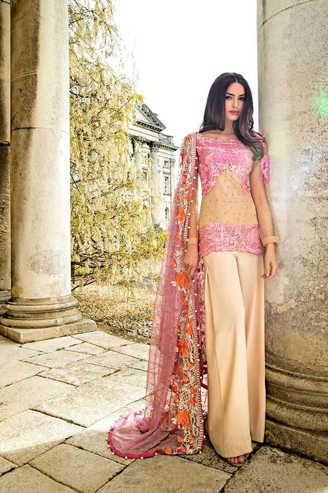 Sobia Nazir Fancy Eid Dresses
