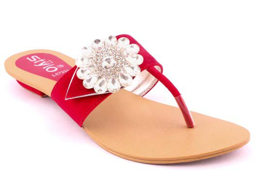 Stylo Shoes Stylish and Fancy Eid Collection for Girls 2016-2017 (15)