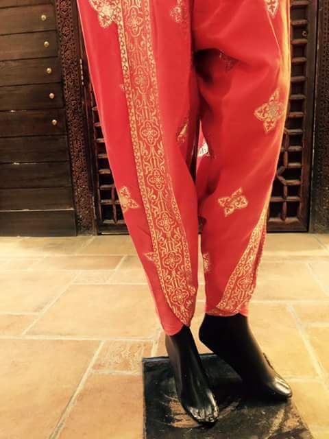 Top 8 Best Designers Tulip Shawar Designs For Girls 2016'17 (21)
