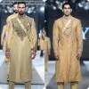 HSY Men Wedding Wear Sherwani Designs 2016-2017 (2)