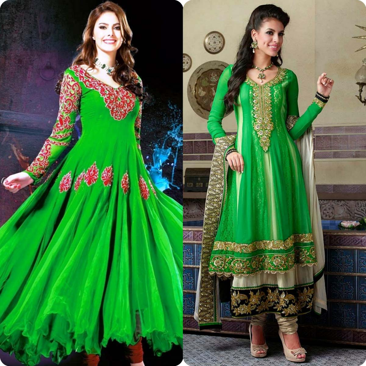 Embroidered Dresses Designs 2016