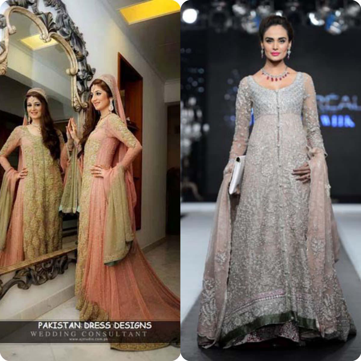 Latest Bridal Sharara Dresses Designs Collection for Wedding Brides 2016-2017 (12)