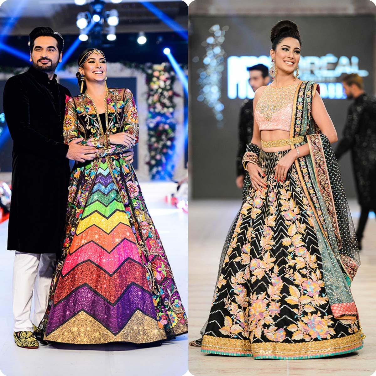 Nomi Ansari Bridal Wear Collection Ft-Junaid Khan & Maya Ali 2016-17 (1)