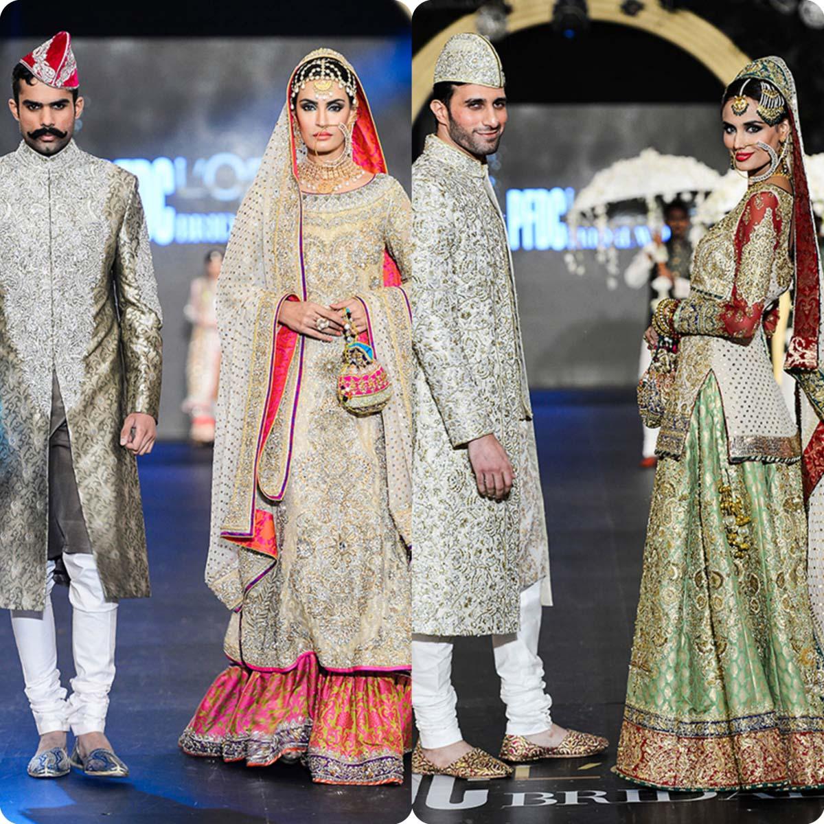 Nomi Ansari Bridal Wear Collection Ft-Junaid Khan & Maya Ali 2016-17 (10)