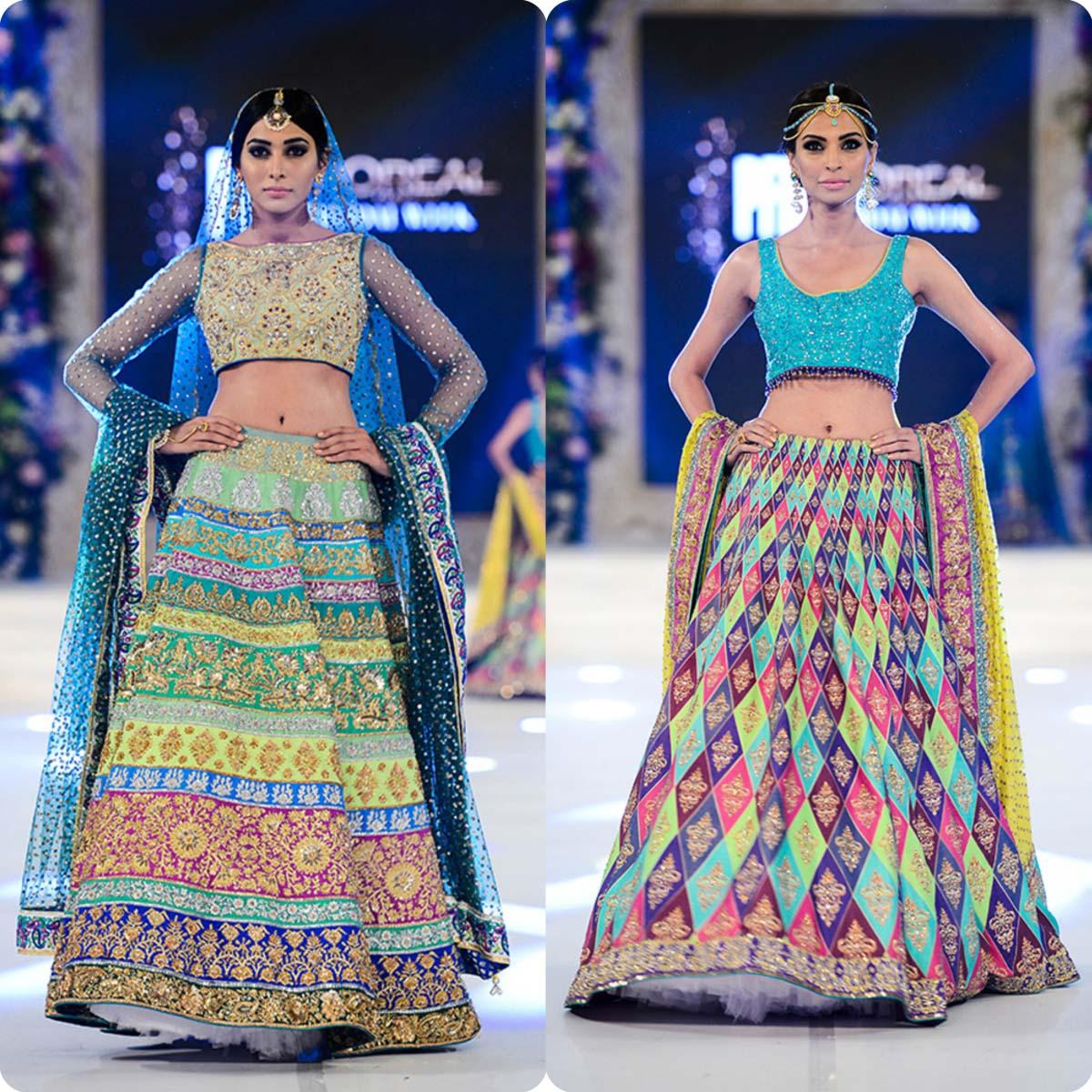 Nomi Ansari Bridal Wear Collection Ft-Junaid Khan & Maya Ali 2016-17 (7)
