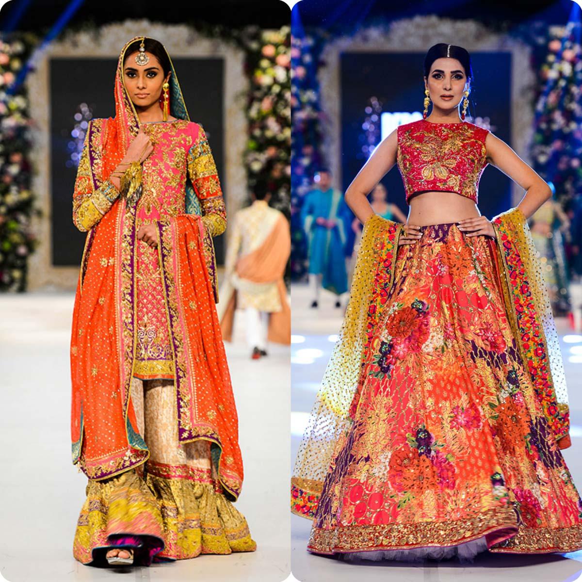 Nomi Ansari Bridal Wear Collection Ft-Junaid Khan & Maya Ali 2016-17 (8)