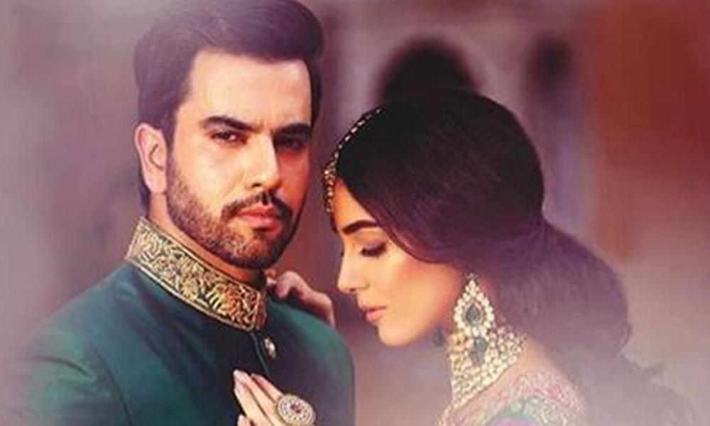 Junaid Khan latest groom wear