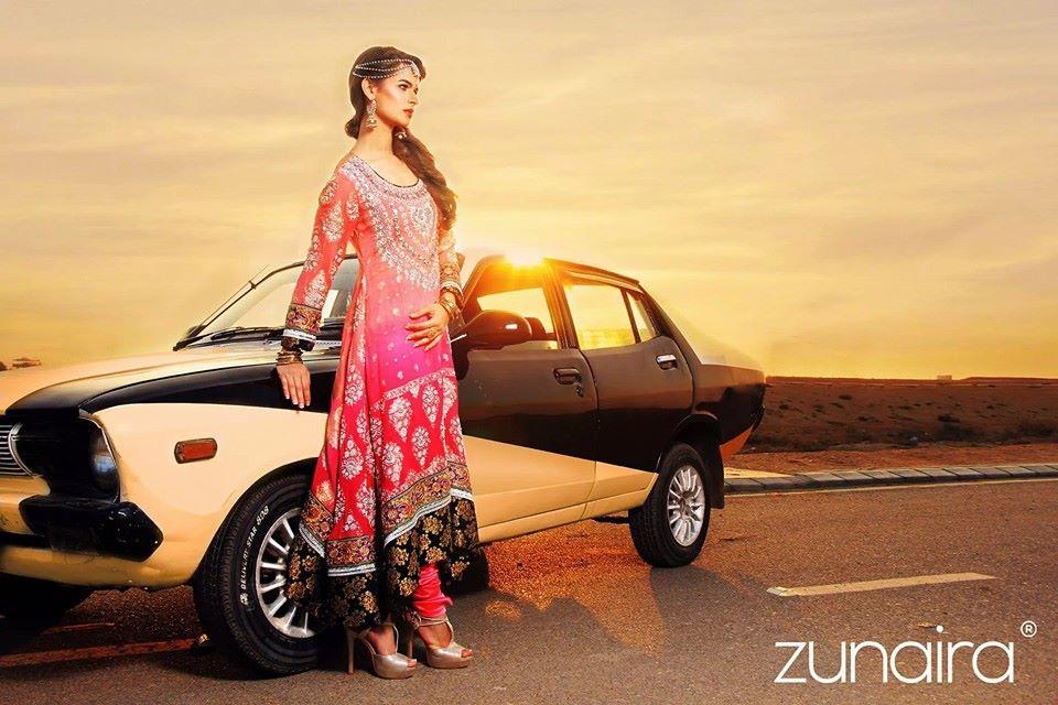 Zunaira Lounge Formal Collection