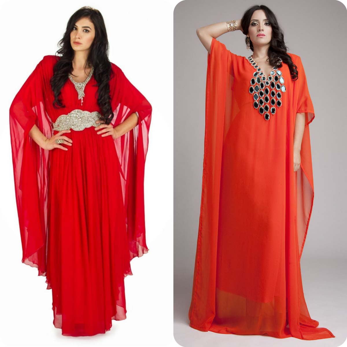 Stylish Party Wear Abaya Collection Latest Designs 2016-2017