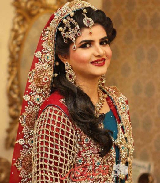 Beautiful Bridal Barat Dresses Designs Collection 2016-2017 for Wedding Brides (26)